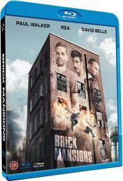 brick mansions - Blu-Ray