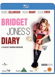 bridget jones diary / bridget jones dagbog - Blu-Ray
