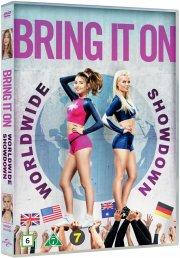 bring it on 6 - worldwide showdown - DVD