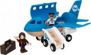 brio world - flyvemaskine - Figurer
