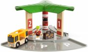 brio bus- og togstation - Køretøjer Og Fly