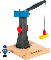 brio - tower crane (33320) - Køretøjer Og Fly