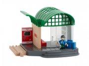 brio - togstation - 33745 - Køretøjer Og Fly
