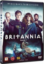britannia - sæson 1 - DVD