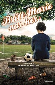 britt-marie var her! - bog