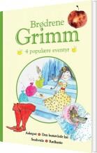 brødrene grimm - 4 populære eventyr i - bog