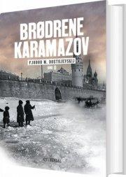 brødrene karamazov 1-2 - bog