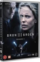 broen - sæson 3 - DVD