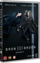 broen - sæson 4 - DVD