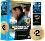 brokeback mountain / the traveler / the texas chainsaw massacre - Blu-Ray