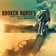 john debney - broken horses soundtrack - cd