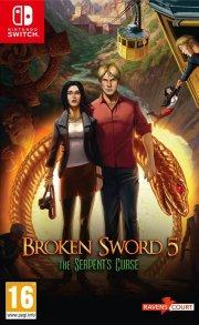 broken sword 5 - the serpents curse - Nintendo Switch