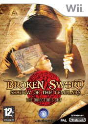 broken sword: shadow of the templars - wii