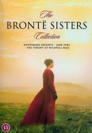 jane eyre // wuthering heights // the tenant of windfell hall - DVD
