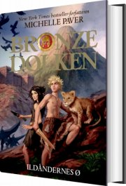 bronzedolken 2: ildåndernes ø - bog