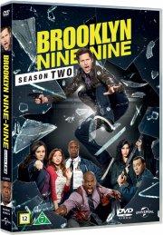brooklyn nine-nine - sæson 2 - DVD