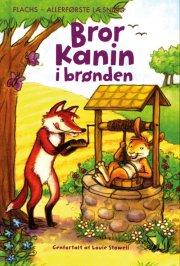 bror kanin i brønden - bog
