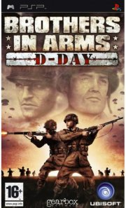 brothers in arms: d-day - psp