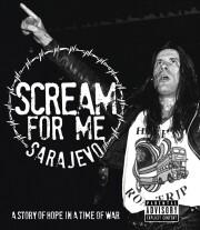 bruce dickinson - scream for me sarajevo - DVD