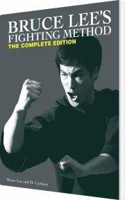 bruce lee´s kampmetode, selvforsvars-teknik, bog 1 - bog