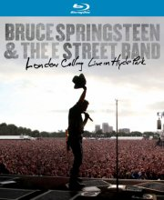 bruce springsteen and the e street band - london calling live in hyde park - Blu-Ray