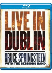 bruce springsteen - live in dublin - Blu-Ray