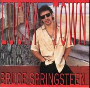 bruce springsteen - lucky town - cd