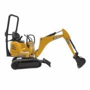 bruder - jcb micro gravemaskine cts - 8010 - Køretøjer Og Fly