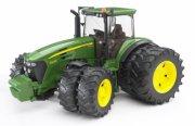 bruder john deere traktor 7930 med tvillingehjul - Køretøjer Og Fly
