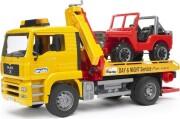 bruder man tga lastbil med firhjulstrækker - Køretøjer Og Fly