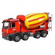 bruder 3654 - mb arocs cement mixer lastbil - Køretøjer Og Fly