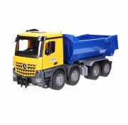 bruder mb legetøjs lastbil - lemed tippelad - 3623 - Køretøjer Og Fly