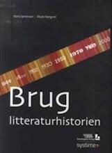brug litteraturhistorien - bog