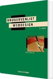 brugervenligt webdesign - bog