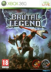 brutal legend (nordic) - xbox 360