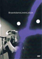 bryan adams bryan - live in lisbon - DVD