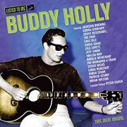 buddy holly - listen to me - cd