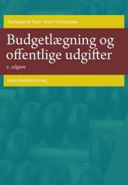 budgetlægning og offentlige udgifter - bog