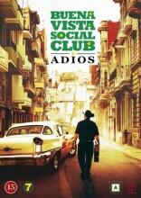 buena vista social club - adiós - DVD