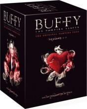 buffy the vampire slayer box - den komplette boks - sæson 1-7 - DVD