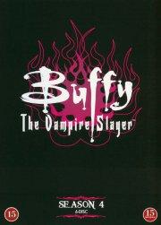 buffy - sæson 4 - DVD