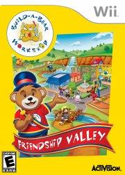 build a bear: friendship valley  - wii