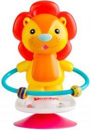 bumbo legetøj med sugekop - løven luca - Babylegetøj