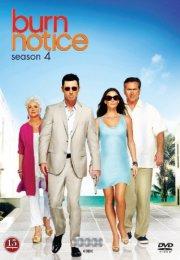 burn notice - sæson 4 - DVD