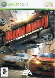 burnout: revenge (classics) - xbox 360