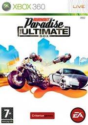 burnout paradise (classics) - xbox 360