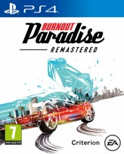 burnout paradise - remastered - PS4