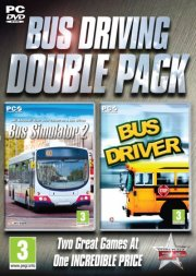 bus driving double pack - bus simulator 2 & bus driver - PC