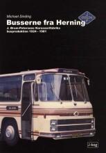 busserne fra herning - bog