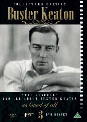 buster keaton: the general and all about buster keaton - collectors edition - DVD